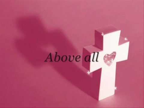 Hillsong united - Above all lyrics (screen & description)