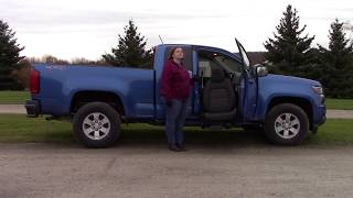 Easy Reach Demonstration in a Chevy Colorado 2012-2018
