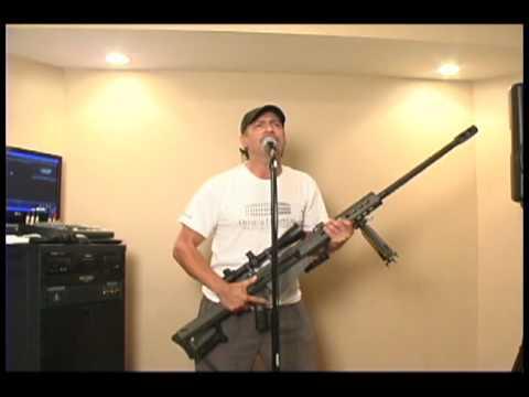 Krazy Gun Guy Karaoke