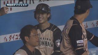 日本ハムは同点で迎えた延長12回、西川が第8号2ランで勝ち越しに成功。6...