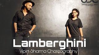 LAMBERGHINI  DANCE CHOREOGRAPHY | SAKSHI GUPTA & VIPIN SHARMA |