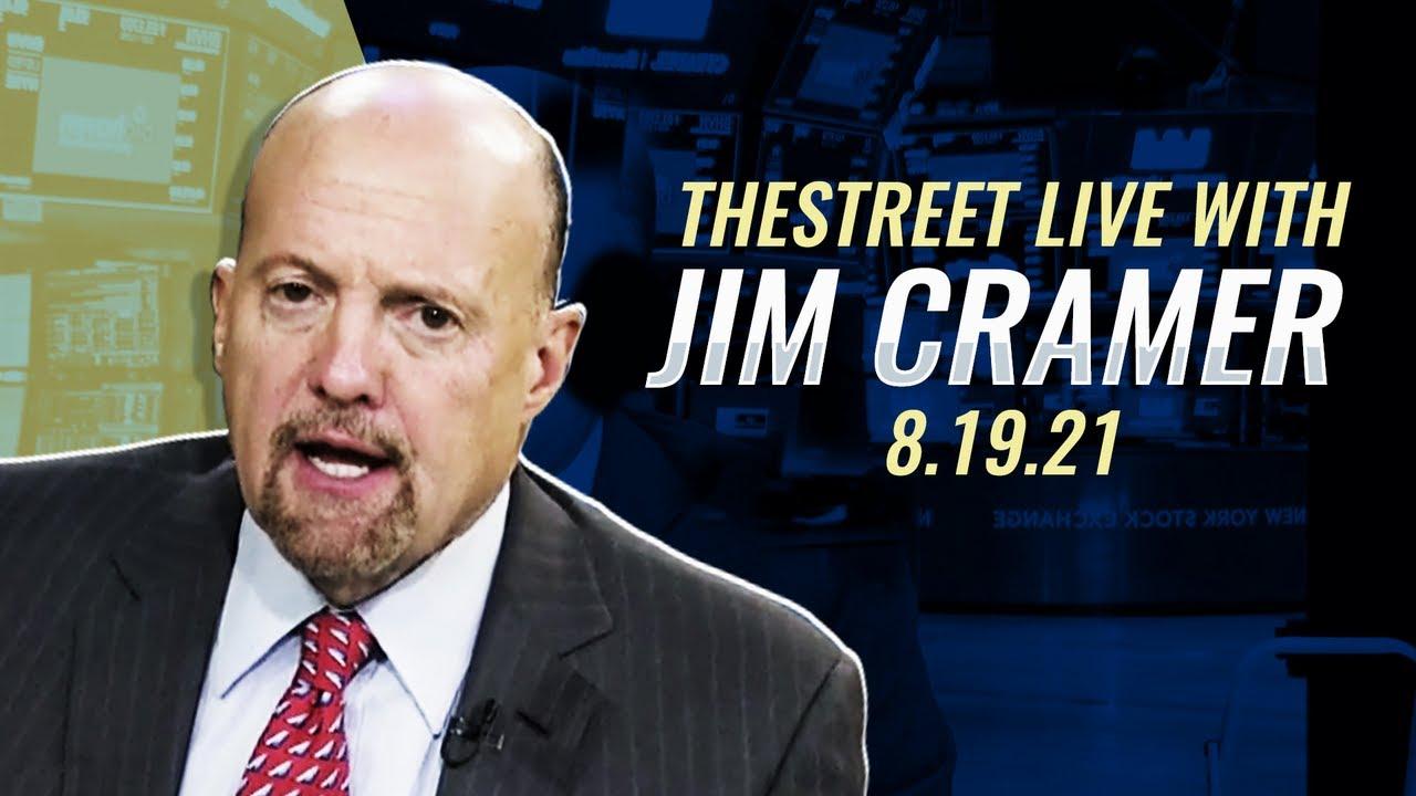 Download Nvidia, Facebook, Robinhood | Jim Cramer breaks down the market on #TheStreetLive!