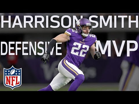 Why Harrison Smith is the Best Safety in the NFL | Film Review | NFL Network