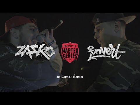 ZASKO vs INVERT FMS Madrid Jornada 8 Oficial