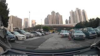 香港泊車好去處 - 寶輪街停車場 (入)