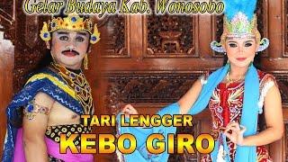 KEBO GIRO LENGGER WONOSOBO - GELAR BUDAYA WONOSOBO