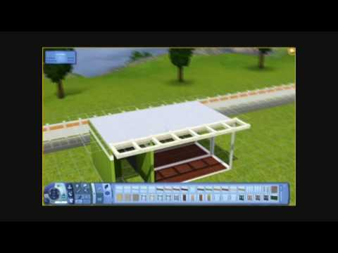 1000th Subscriber Edition of The Sims 3 - Building a House 19 - Living³ - Part 1 -