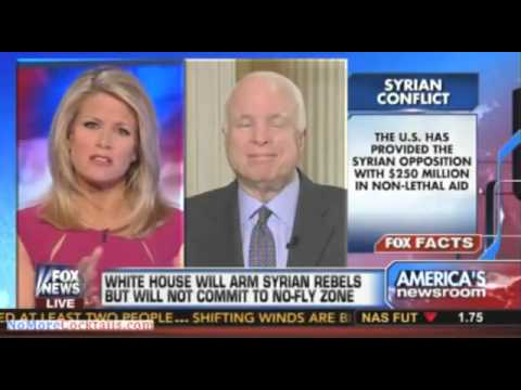 John McCains Reasons For Arming ISIL (ISIS)