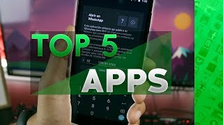 5 aplicaciones que debes de tener en tu Android - BRUTALES! | Android Evolution