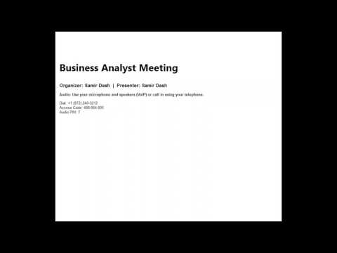 Session-1 Insurance Domain for a Business Analyst (Basics) b
