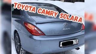 Toyota Camry Solara V40 , визуальный обзор Toyota Camry Solara