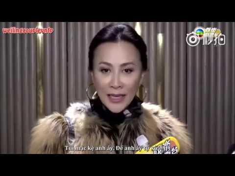 [Vietsub]: Phỏng vấn Lưu Gia Linh Part 2 [ Carina Lau Interview P2 ]