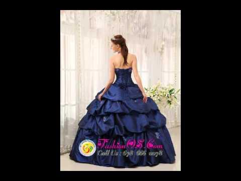 simpel-navy-blue-quinceanera-dress-halter-taffeta-appliques-ball-gown