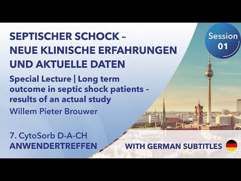 Langzeit-Follow-up von Patienten mit septischem Schock unter CytoSorb-Behandlung  | W. P. Brouwer