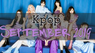 Kpop Playlist September 2019 Mix [재생 목록] 9 월 2019 음악