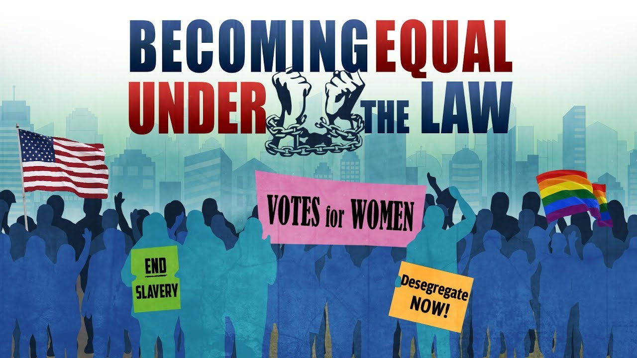 Becoming Equal Under the Law - Full Video