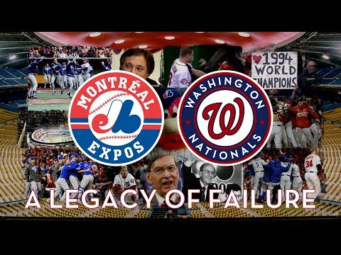 The Washington Nationals: A Legacy of Failure