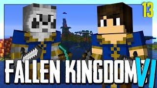 FALLEN KINGDOMS AVEC MODS VI : BÉBÉ DRAGON ! | JOUR  13 - Minecraft FK thumbnail