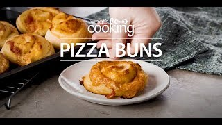 Pizza Buns recipe
