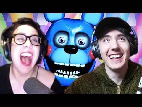 The FNaF Show - Episode 7 ft. Becky Shrimpton (Bon-Bon)