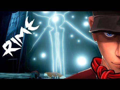 RiME CHAPTER 4 The Land of DARKNESS AND RAIN   Let's Play RIME Gameplay