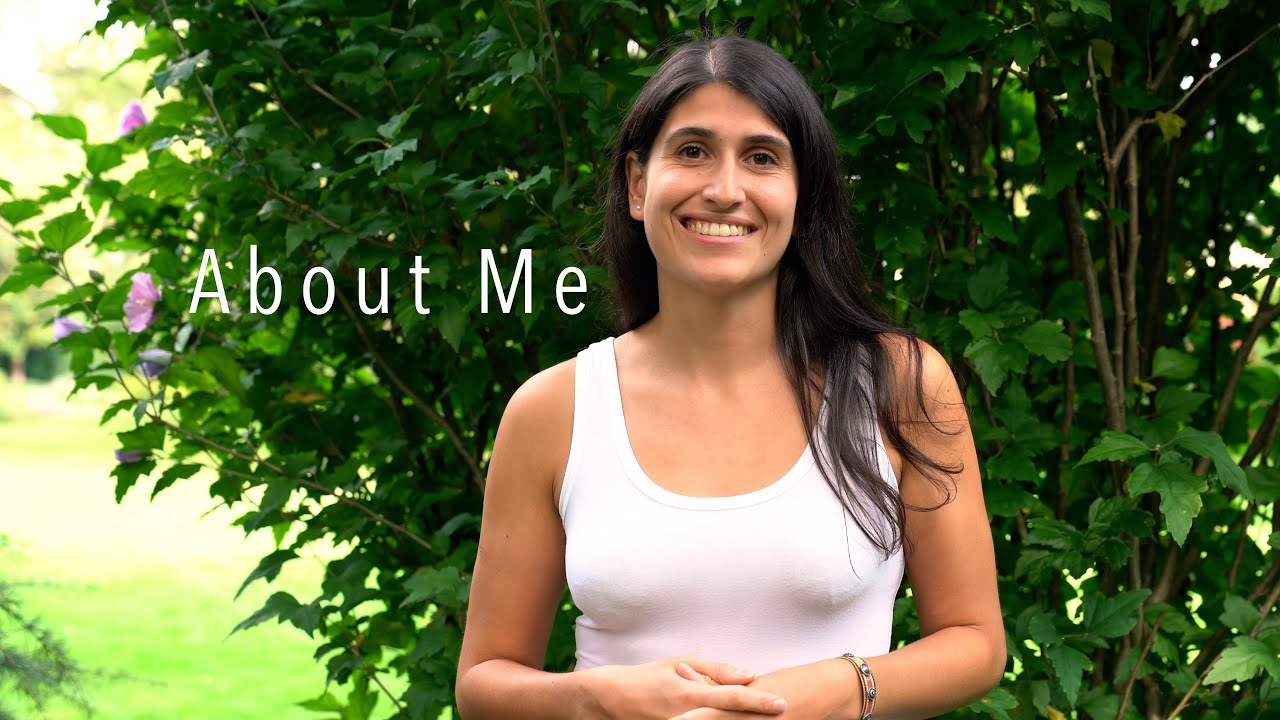 Luiza Maddalozzo: About Me (in under 1 minute)