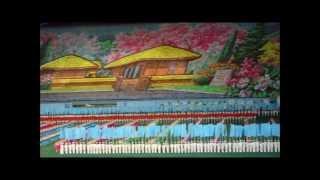 Airang Mass Games DPRK (North Korea) 2012