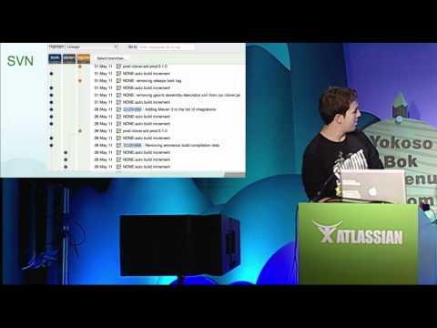 FishEye's Commit Graph: Visualize Your Code Repository - Atlassian Summit 2011