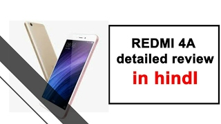 Xiomi Redmi4A Review !!!
