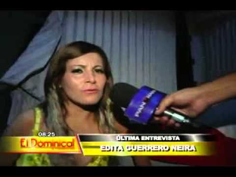 VIDEO: Corazón Serrano de luto: la última presentación de Edita Guerrero y compañía