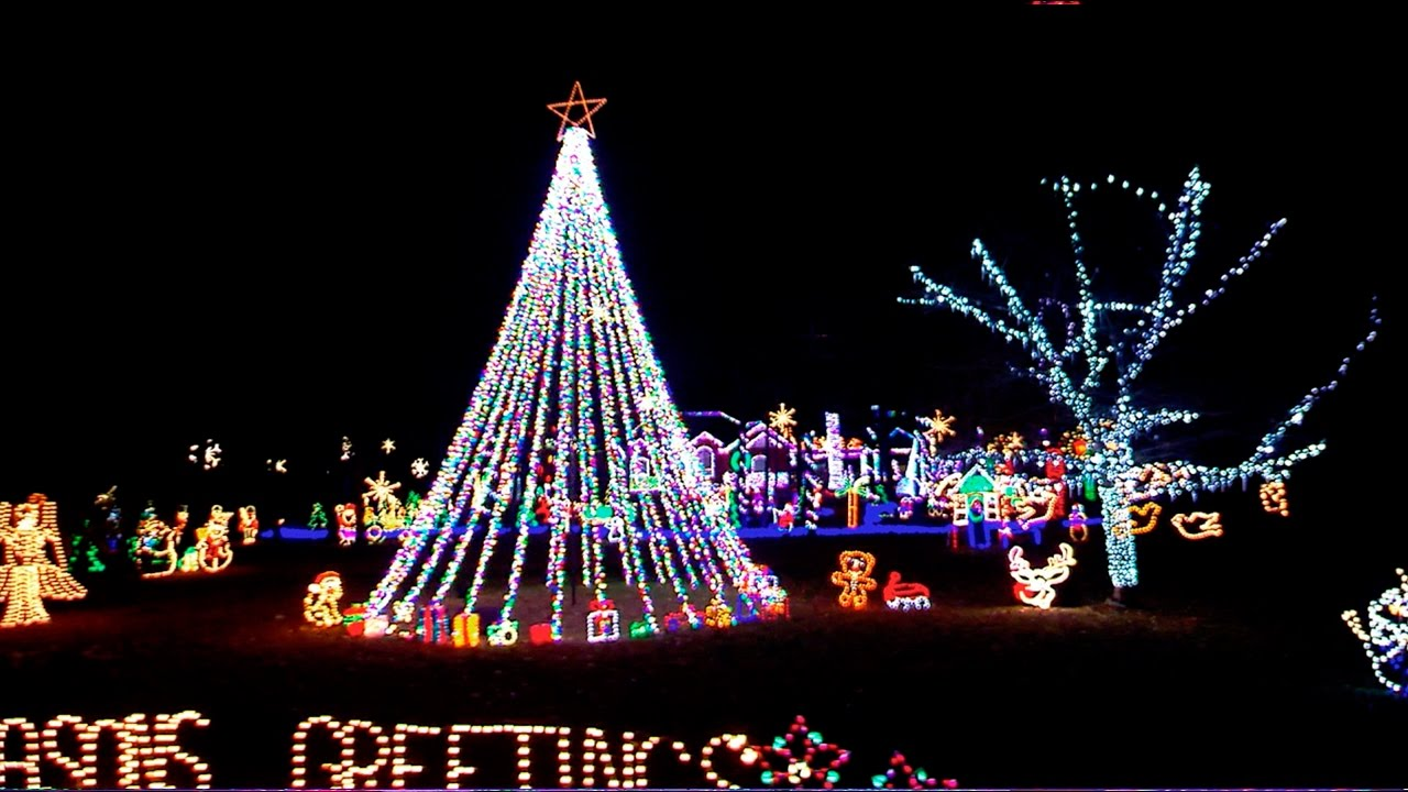 winton family light show reveal the great christmas light fight youtube