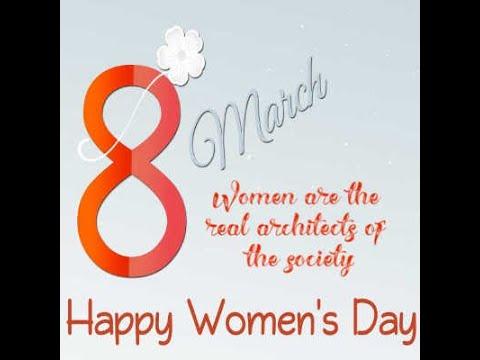 Happy International Women's Day - Empower Women - Empower Generations