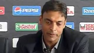 SHOAIB AKHTAR GOODBYE SPEECH  Heart Touching Movement For His Fans And For Him