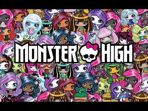 Monster High™ 13  - Wishes Full Movie 2013