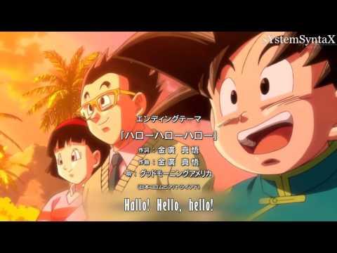 Dragon Ball Super - Ending