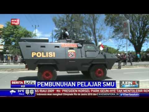 Kota Sorong Mencekam Akibat Aksi Anarkis Warga