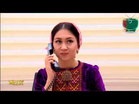 Durmuşy kyssalar Türkmen film 2017 mp4