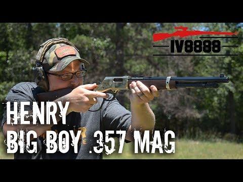 Henry Big Boy .357 Magnum