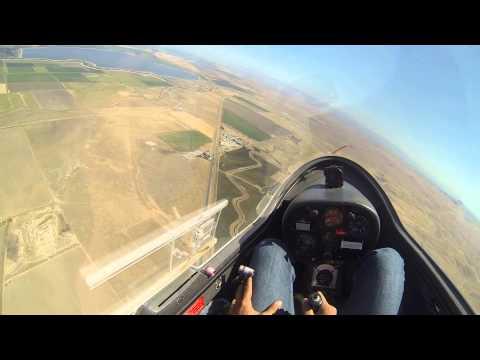NCSA - Lesson 2 - Grob G103a Twin II - Byron Airport, CA