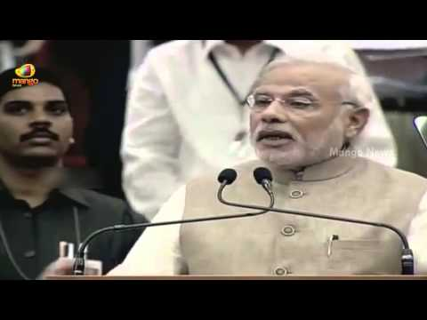 Narendra Modi speech in English at PSLV-C23 launch - Srihari Kota