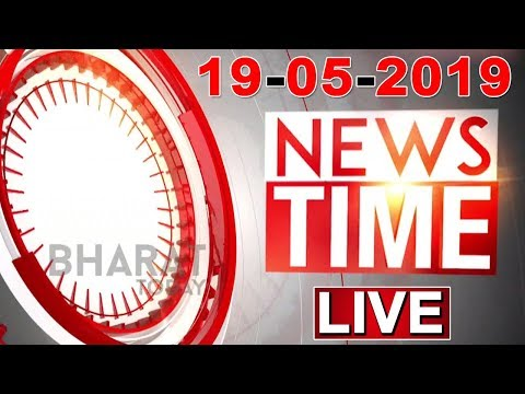 Live - News Time    Today News    Today's News Paper Analysis    Last Phase Elections 2019