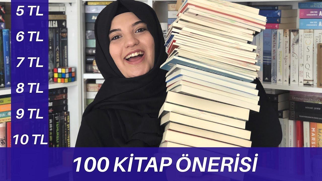 HEM ÇOK UCUZ HEM DE MÜKEMMEL KİTAPLAR!! | 100 TANE KİTAP ÖNERDİM!!