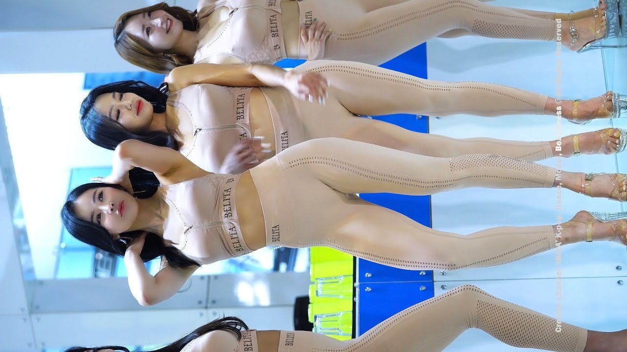 [4K] 피트니스 모델 Fitness Model Photo Time 경기국제보트쇼 190512 @ 직캠 fancam by IBIZA