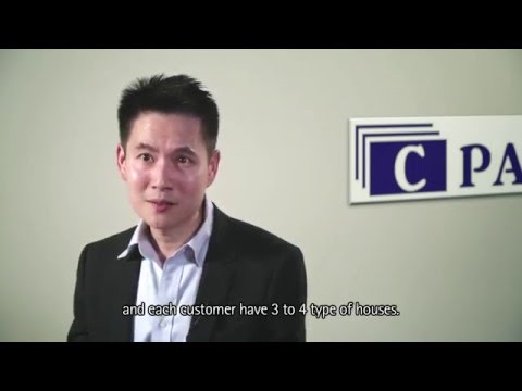 CPanel - Transforming Thailand's Precast Industry