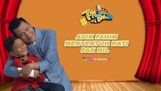 Adik Fahim Menyentuh Hati Pak Nil | #tomtombak Ep5 | Jom Borak | 4 Oktober