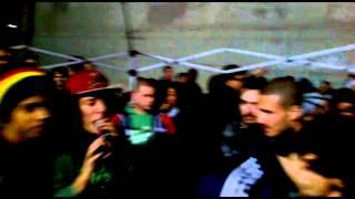 LEGGO VIOLENCE POSSE ft.GUUX & RAGGNOMO @ Vale do Anhangabaú