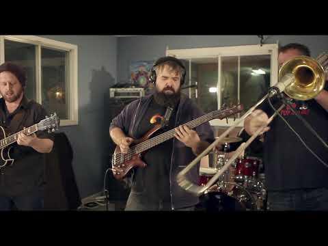 """Stephen Lewis & The Big Band of Fun - """"Bass Jam"""" Live @ Marshall Studios"""