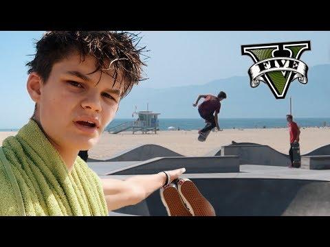 Wie in GTA!! (Oskar in LOS ANGELES #3) | Oskar
