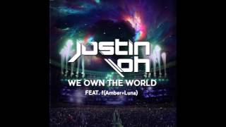 We Own The World - Justin Oh feat f(x) Amber & Luna