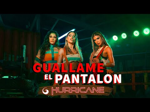 Смотреть клип Hurricane - Guallame El Pantalon Ft. King Melody